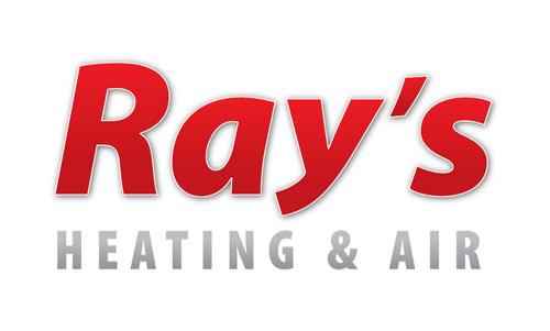Ray S Heating Amp Air Logo Visualrush
