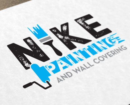 nike-painting-logo-design